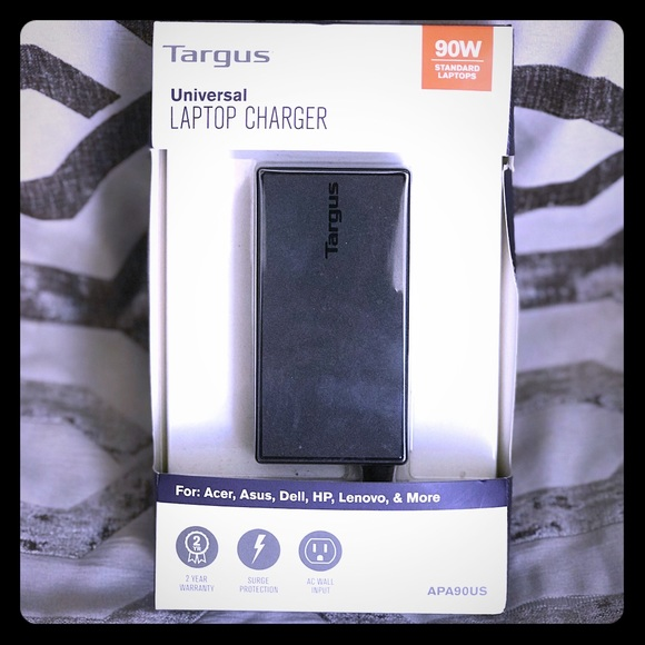 Targus Accessories - Universal Laptop Charger